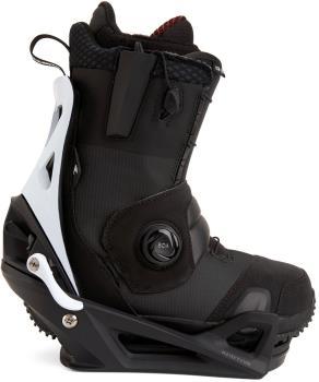 Burton Ion Step On Snowboard Binding & Boots, UK 11 Black X 2021