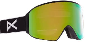 Anon M4 Cylindrical P. Green Ski/Snowboard Goggles, M/L MFI Black