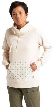 Burton Indie Trip Crush Women's Pullover Hoodie, S Creme Brulee