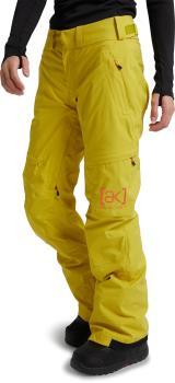 Burton [ak] GoreTex Summit Women's Snowboard Pants S Warm Olive