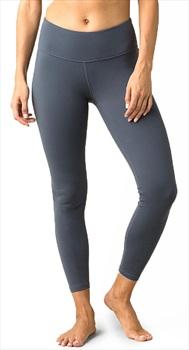 Prana Womens Pillar 7/8 Women's Sportswear Leggings, L Chalkboard