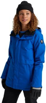 Burton Kaylo Womens Gore-Tex Snowboard Jacket S Lapis Blue
