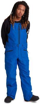 Burton Gore-Tex Reserve Bib Ski/Snowboard Pants L Lapis Blue