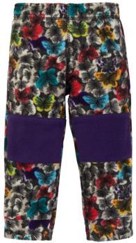 Burton Child Unisex Kid's Spark Fleece Pant, 4t Multi Butterfly