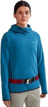 Klattermusen Falen Women's Pullover Hoodie, UK 10 Blue Sapphire