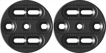 Union Mini Disc Snowboard Binding Discs, 75mm