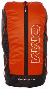 OMM Compressor Pod Running Pack Accessory, 5L Orange