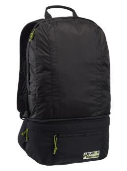 Burton Adult Unisex Sleyton Hip Pack Convertible Backpack, 18l True Black