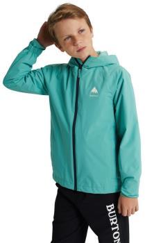 Burton Boys Windom Kid's Rain Jacket, Age 11-12 Lapis Blue
