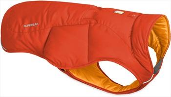 Ruffwear Quinzee Jacket Insulated Dog Coat, L Sockeye Red