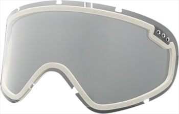 Electric Charger Snowboard/Ski Goggle Spare Lens, One Size, Clear