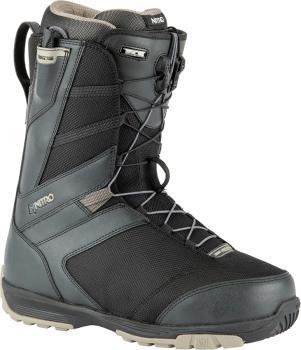 Nitro Anthem TLS Snowboard Boots, UK 7.5 Black 2021