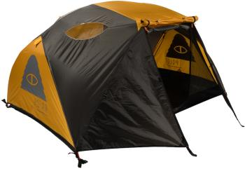 Poler Two Person Lightweight Camping Tent 2 Man Ginger/Black