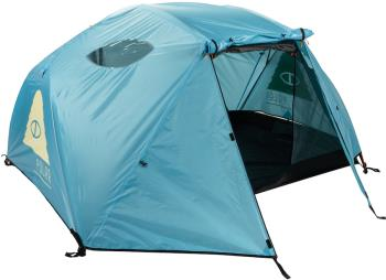 Poler Two Person Lightweight Camping Tent, 2 Man Powder Blue
