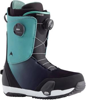 Burton Swath Boa Step On Snowboard Boots, UK 10 Slate/Black Fade 2021