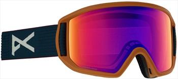 Anon Relapse MFI Sonar Infrared Blue Ski/Snowboard Goggles, M/L DOA
