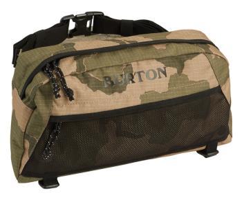 Burton Beeracuda Sling Insulated Camping Cooler Bag, 7L Barren Camo