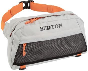 Burton Beeracuda Sling Insulated Camping Cooler Bag, 7L Lunar Gray