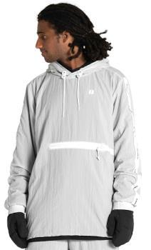 Armada Trimline Unisex Ski/Snowboard Jacket, L Steel
