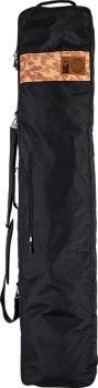 Rome Nomad 163 Cm Wheeled Snowboard Bag, 162cm Black