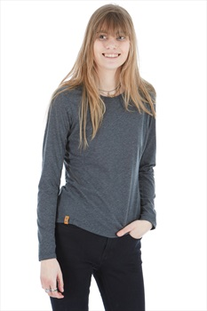 Montane Womens X Bmc Mono Women's Long Sleeve Top, Xs Charcoal