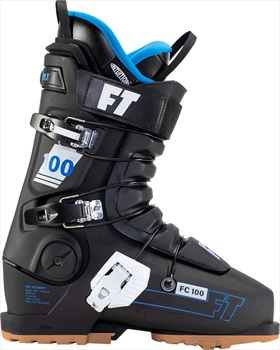 Full Tilt First Chair 100 GW Ski Boots, 25/25.5 Black/White/Blue