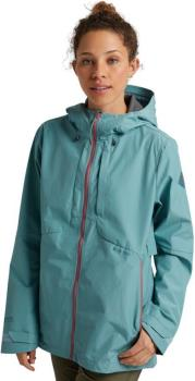 Burton Gore-Tex Infinium Multipath Womens Softshell Jacket S Trellis