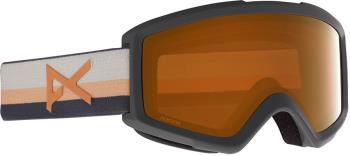 Anon Helix 2.0 Perceive Sun Bronze Ski/Snowboard Goggles, S/M Rising