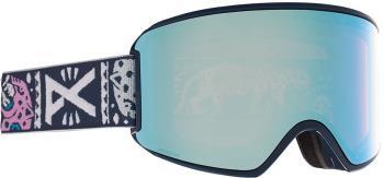 Anon WM3 Perceive Blue Women's Ski/Snowboard Goggles, S/M MFI Noom