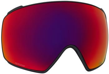 Anon M4 Toric Ski/Snowboard Goggle Spare Lens, Perceive Sunny Red