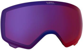 Anon WM1 Ski/Snowboard Goggle Spare Lens, Perceive Variable Violet