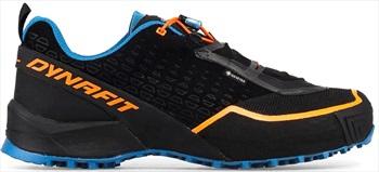 Dynafit Speed MTN Gore-Tex Trail Running Shoes 9.5 Black/Mykonos Blue