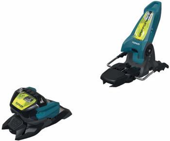 Marker Adult Unisex Griffon 13 Id Ski Bindings, 120mm Teal/Yellow