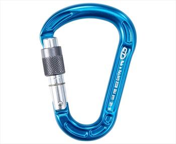 Climbing Technology Concept SG Rock Climbing Carabiner, Blue