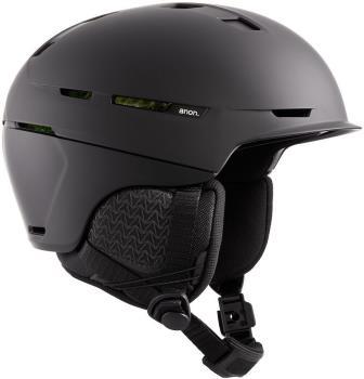 Anon Merak Hybrid WaveCel® Ski/Snowboard Helmet, M Black