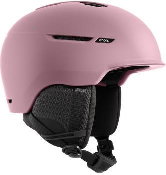 Anon Logan In-Mold WaveCel® Ski/Snowboard Helmet, M Purple