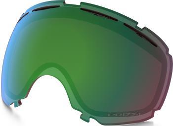 Oakley Canopy Snowboard/Ski Goggles Spare Lens Prizm Jade Iridium