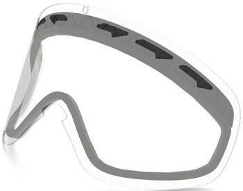 Oakley O2 XS Snowboard/Ski Goggle Spare Lens One Size Clear