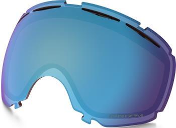Oakley Canopy Snowboard/Ski Goggles Spare Lens, Prizm Sapphire