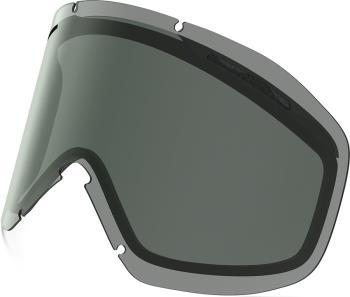 Oakley O2 XM Snowboard/Ski Goggle Spare Lens One Size Dark Grey