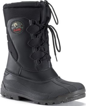 Olang Canadian Winter Snow Boots UK 7.5/8.0 Black