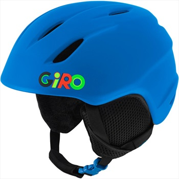 Giro Child Unisex Launch Kids Ski/Snowboard Helmet, S Blue Wild