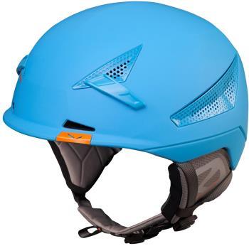 Salewa Vert FSM Rock and Ski/Snowboard Helmet, L/XL Blue/Ice Blue