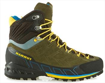 Mammut Adult Unisex Kento Tour High Gore-Tex Hiking Boots, Uk 10.5 Iguana/Freesia