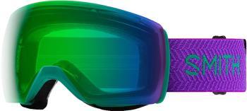 Smith Adult Unisex Skyline Xl Jade Block, Cp Everyday Green Snowboard/Ski Goggles, L