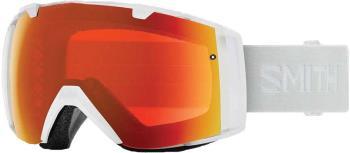 Smith I/O CP Everyday Red Snowboard/Ski Goggles, M/L White Vapor