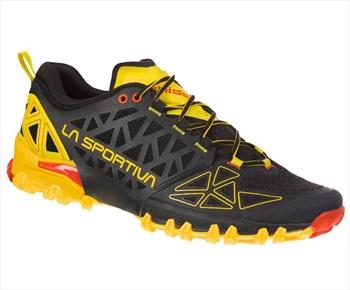 La Sportiva Bushido II Trail Running Shoes UK 9.5 / EU 44 Black/Yellow