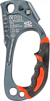 Climbing Technology Quick Up + Ascender, Titan
