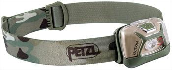 Petzl Tactikka IPX4 Rechargeable Headtorch, 300 Lumens Camo