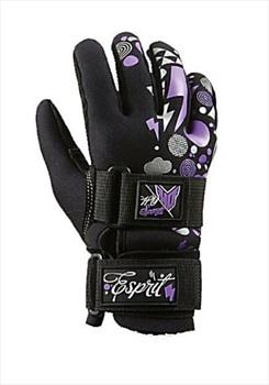 HO Sports Espirit Ladies' Waterski Gloves, XS Purple
